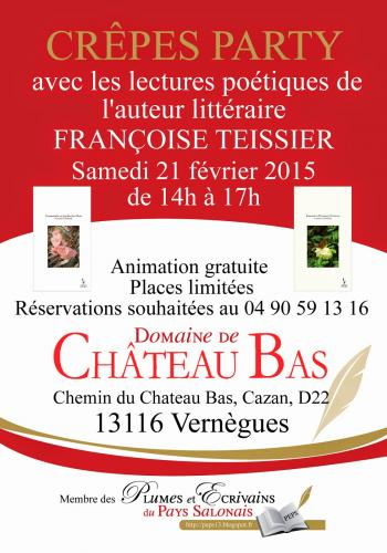 Affiche 21fevrier2015 francoiseteissier peps