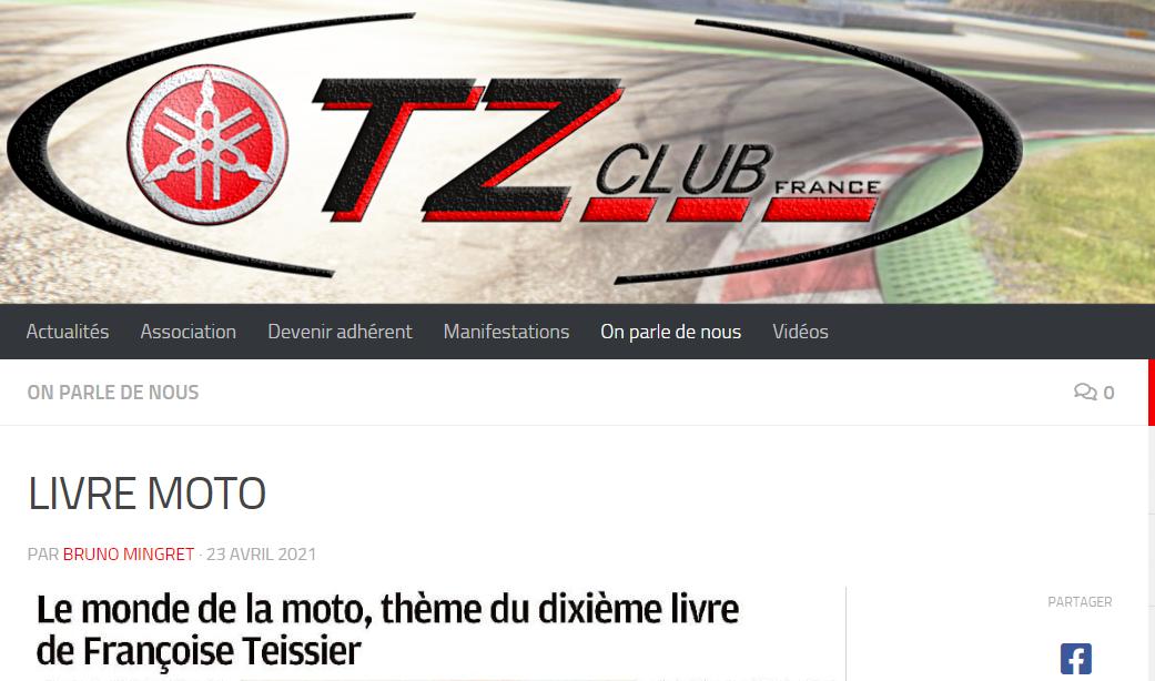 Capture article tz club sortie de dtc