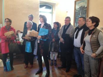 Remise des prix concours 2015 istres