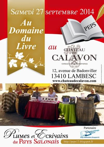 Salon calavon 27 09 14