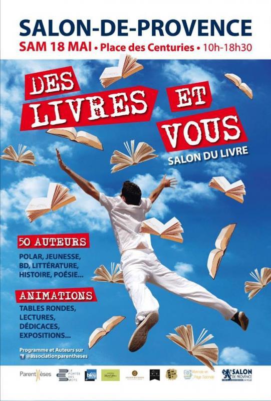 Salon du livre 2019 lpdm