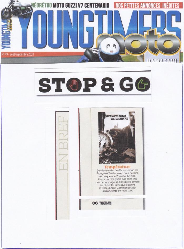 Youngtimers magazine aout et septembre 2021